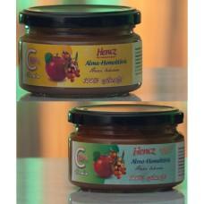 Alma-homoktövis lekvár (stevia) 200 ml