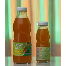 Citromfű szörp (cukor) 500 ml