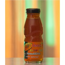 Homoktövis szörp (nyers) (stevia) 500 ml