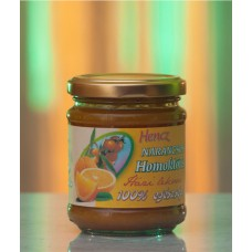 Narancs-homoktövis lekvár (nádcukor) 200 ml