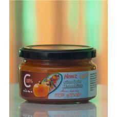 Sütőtök-homoktövis lekvár (stevia) 200 ml