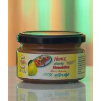 Körte-homoktövis lekvár (stevia) 200 ml
